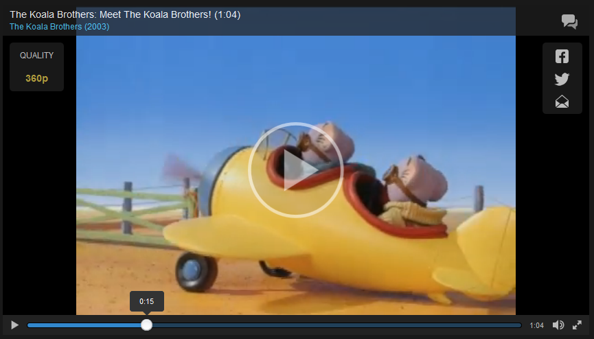 Koala Brothers trailer