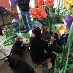 Asda daffodil puppet