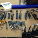 Screwdrivers & surgical instruments