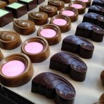 Oversized Godiver chocolates